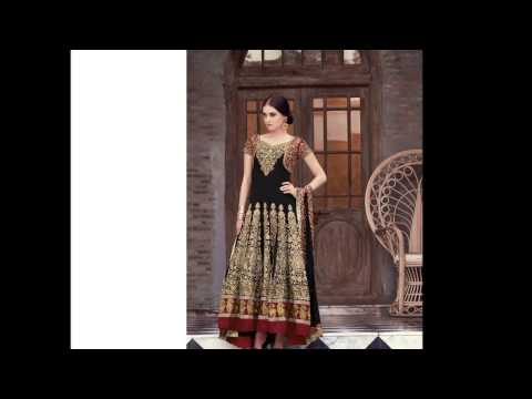 Indian Parties/Wedding Designer Anarkali Suit
