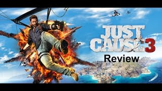Just Cause 3 Review xbox one