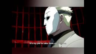 Tokyo ghoul kaneki's hair turns white