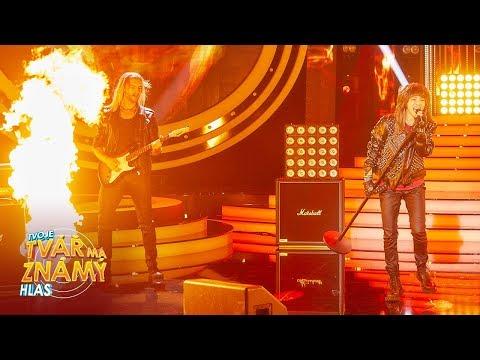 Eva Burešová jako Iron Maiden