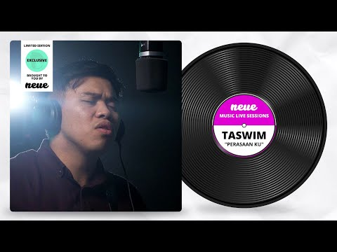 Neue Music Live Session: 'Perasaan Ku' by Taswim