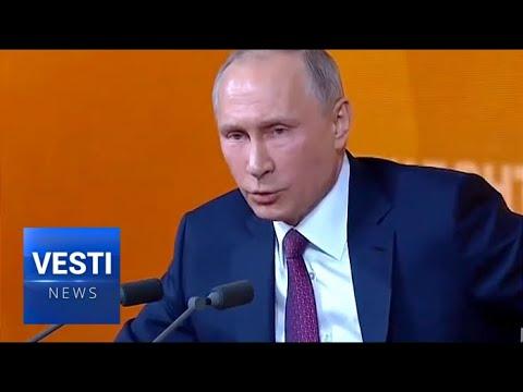 Putin Explains to
