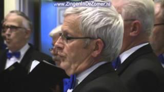 De Lofzang zingt Psalm 42 bij Zingen in de Zomer 2013