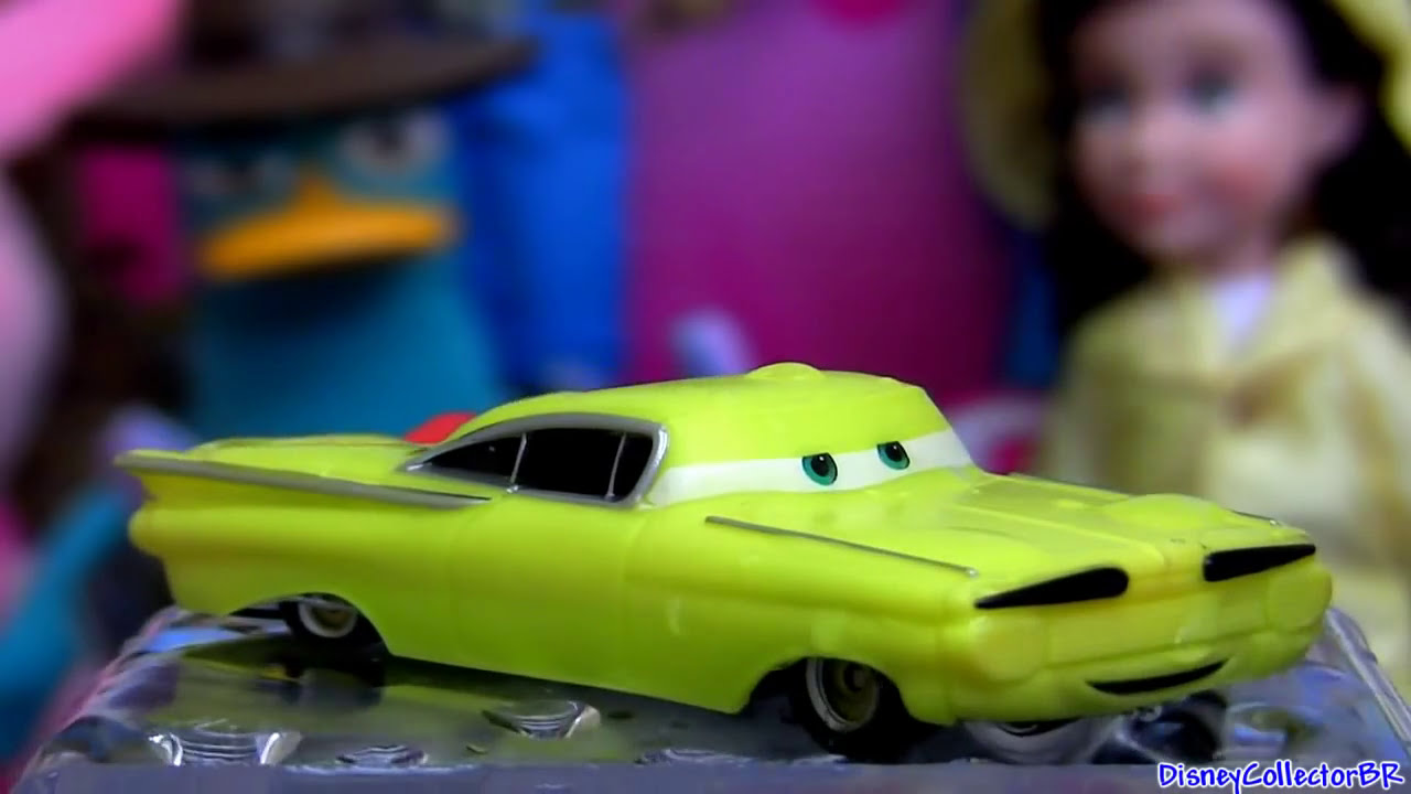 Ramone Color Changers Cars