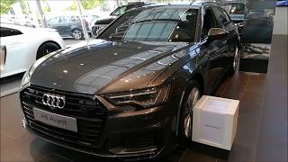 ALL New Audi A6 2019 Walk Around Review With EuromanDriver Car News