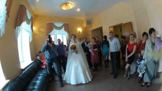 Максим и Мария, свадьба глазами жениха