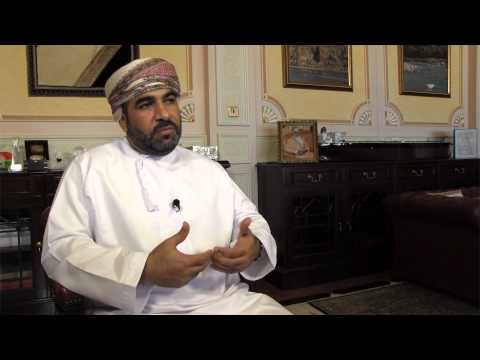Oman's Minister of Transport & Communications Ahmed Al-Futaisi on the GCC rail network