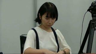 夕刊フジ杯争奪麻雀女流リーグ2019 東日本リーグ東京7組第3節1回...