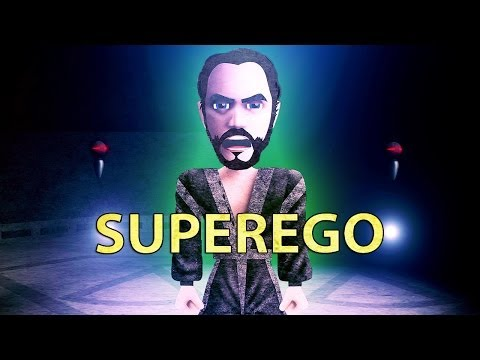 PATTON OSWALT in GENERAL ZOD - Superego