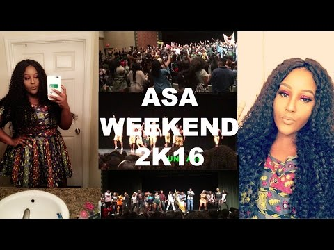 VLOG | ASA WEEKEND 2K16 #THEREVOLUTION