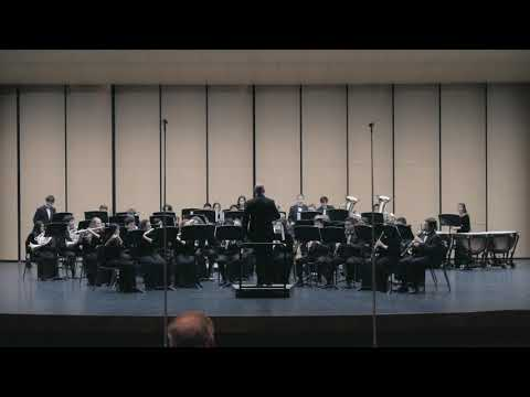 2018 - Clear Brook Concert Band - UIL - Apr 24th