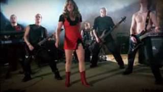 Mortal Love - Adoration Large Music Video Gothic Metal Female.mpg
