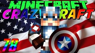 "Minecraft Crazy Craft 2.0 ""CAPTAIN AMERICA"" Ep. 78 w/ JAYG3R"