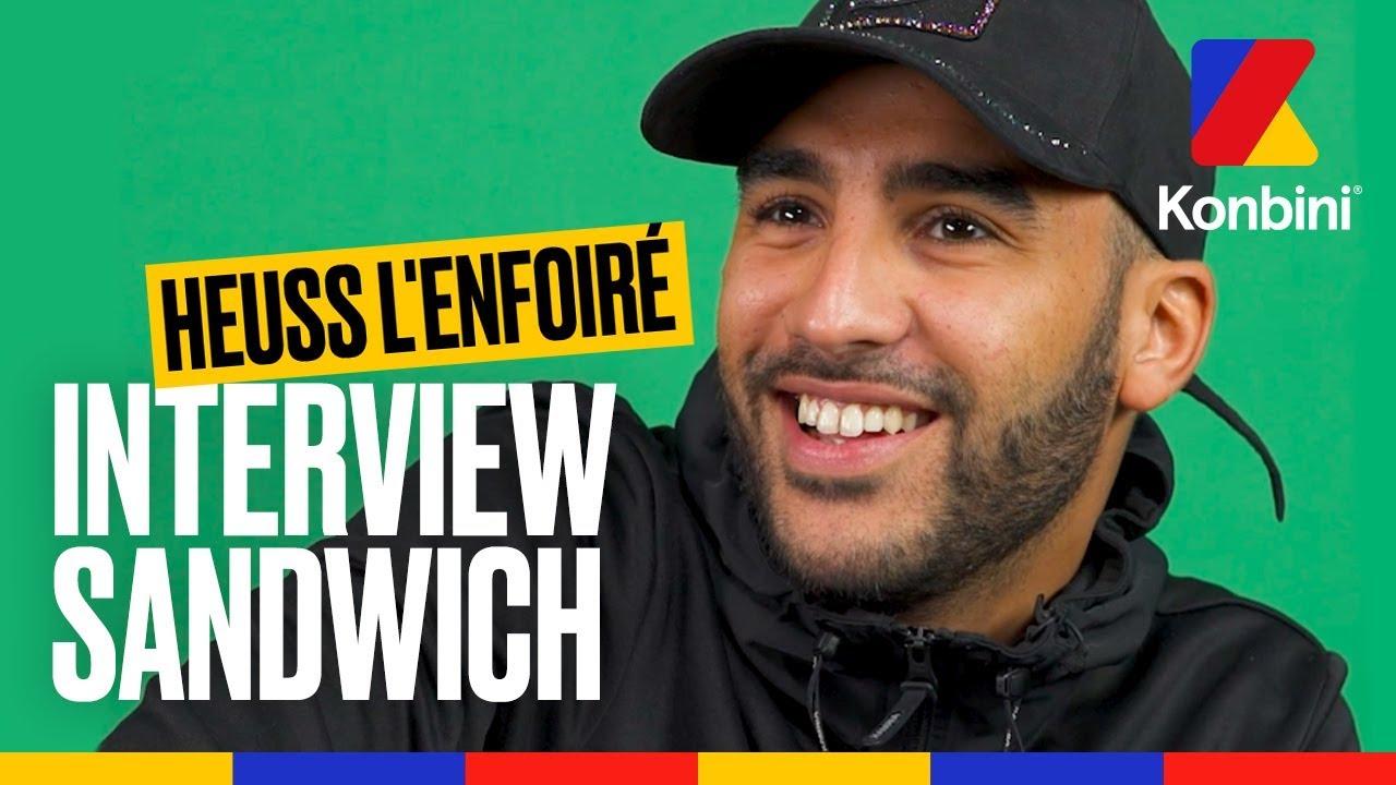 Download Heuss l'Enfoiré - Interview Sandwich