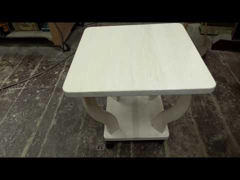 видео: Мебель из дров. Столик для ноутбука.