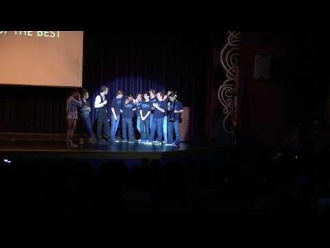 River Hill High School Drumline Talent Show 2017 - Best of Show