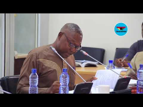 Ghana Standards Authority appears before Public Accounts Committee