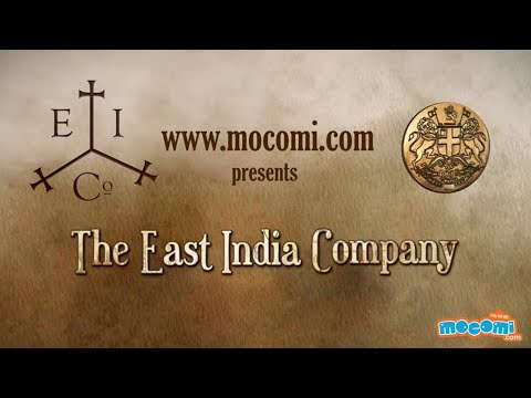 East India Company - History | Mocomi Kids