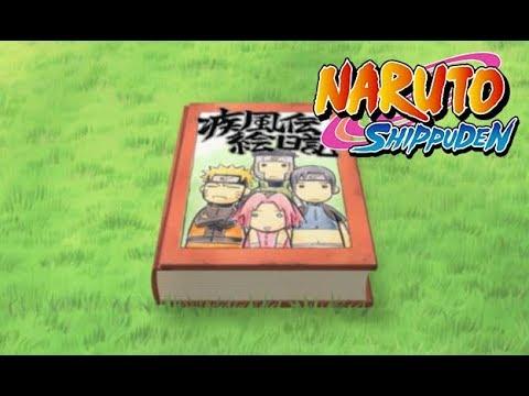 Naruto Shippuden Ending 3   Kimi Monogatari