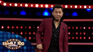 Toloooong! Kancing baju Omesh lepas nih - PART 2 - Family 100 Indonesia