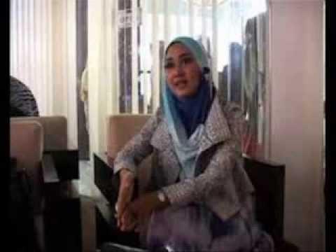 Video Trend hijab kantor Ala Dian Pelangi kebaya