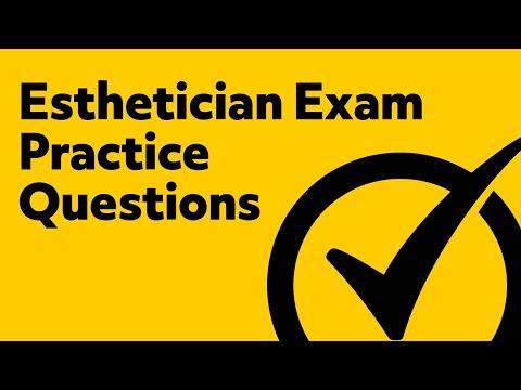 Free Esthetician Practice Test