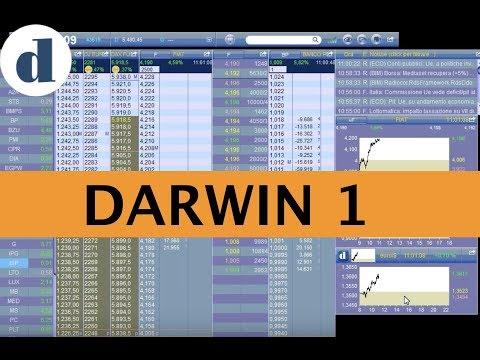 La piattaforma Darwin per il trading online spiegata da Davide Biocchi