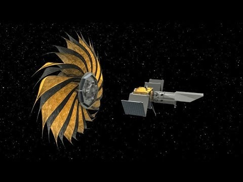 The flower-shaped starshade that might help us detect Earth-like planets | Jeremy Kasdin