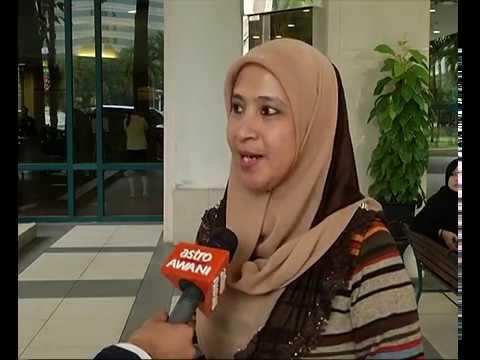 Fatimah Az Zahra pipi merah, rambut lebat - pengurus Siti Nurhaliza