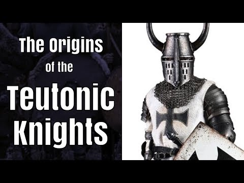The Rise of the Teutonic Knights