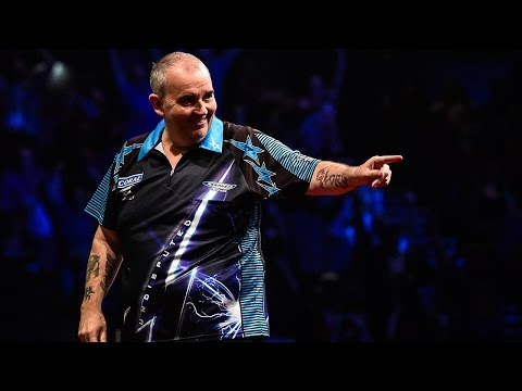 NINEDARTER! Phil Taylor v Peter Wright!