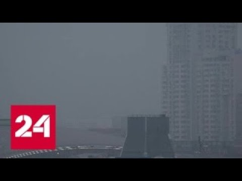 """Нечем дышать и болит голова: Челябинск живет в режиме """"черного неба"""" - Россия 24"""