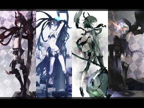 Black Rock Shooter 「AMV」– One For The Money