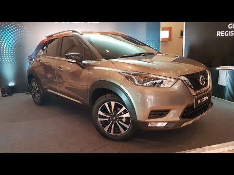 2018 Nissan Kicks detailed walkaround | CarDekho.com