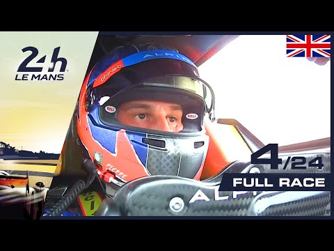 🇬🇧 REPLAY - Race Hour 4 - 2019 24 Hours Of Le Mans