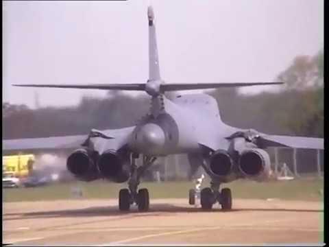 Classic Airshow Series - Mildenhall Departures 1997