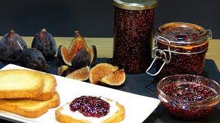 Receta Mermelada de higos tradicional, casera y muy fácil - Recetas de cocina, paso a paso, tutorial