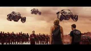 смотреть HD трейлер к фильму Дивергент, глава 3: За стеной