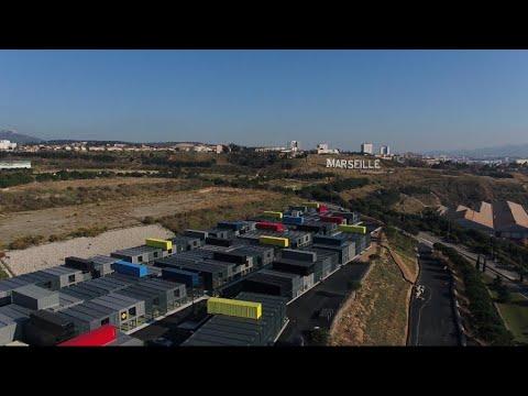 فرانس 24:Chinese textile wholesalers open Marseille outlets