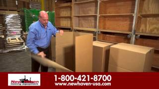 How to Use Wardrobe Box for Packing New Haven Moving Equipment