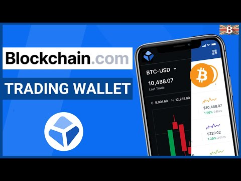 Blockchain.com Trading Wallet Tutorial: How To Withdraw Your Crypto