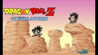 dragon-ball-z-devolution (saga sayayin)