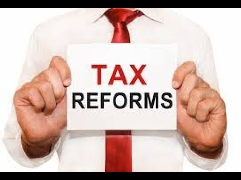 Tax Reforms in Pakistan . What Reform requirements COAS Qamar Bajwa might have heard?