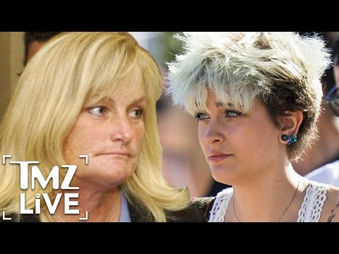 Michael Jackson's Daughter Reunites with Mom (TMZ Live)