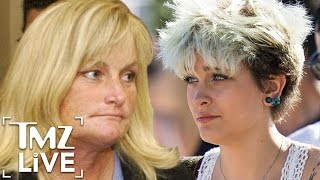 Michael Jackson's Daughter Reunites with Mom | TMZ Live