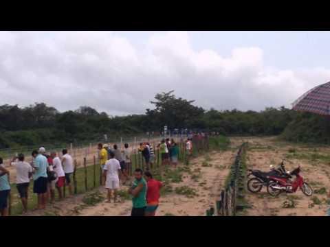 Cavalo do Chico Gusmão x Cavalo do Braga - Hipódromo Francisco Fernando Soares Rafael