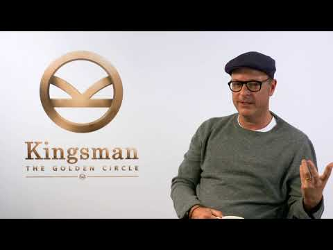Kingsman: The Golden Circle: Director Matthew Vaughn Interview