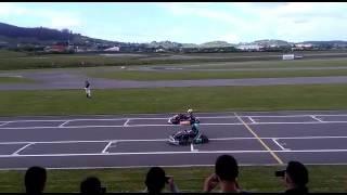 Fernando Alonso vs Carlos Sainz Karting  (19may16) | SrPetete