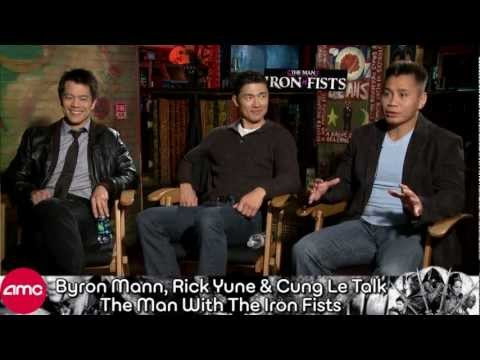 Cung Le, Rick Yune & Byron Mann Talk The Man With The Iron Fists (Interview)