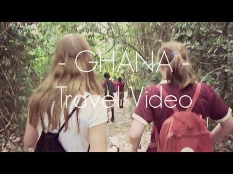 GHANA - Africa Travel Video